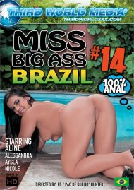 Miss Big Ass Brazil 14 Porn Video