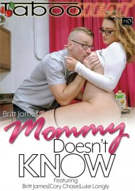 Britt James in Mommy Doesn't Know image
