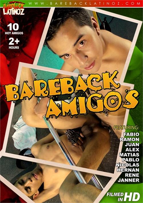 Bareback Amigos Boxcover