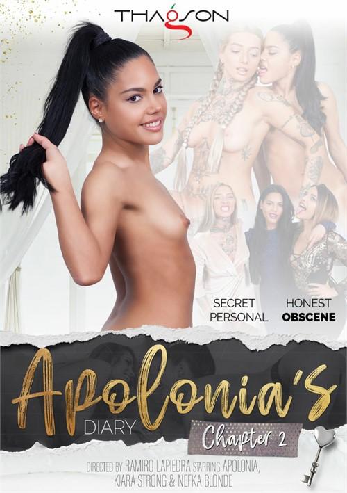 Apolonia's Diary Chapter 2