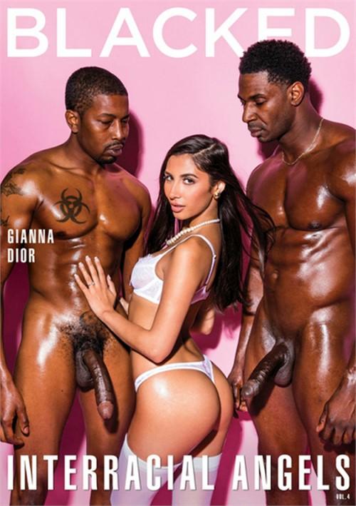 Interracial Angels Vol. 4 Boxcover