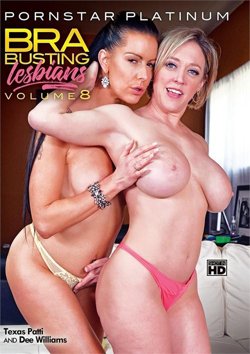 Bra Busting Lesbians Vol. 8