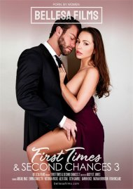 First Times & Second Chances 3 porn video from Bellesa Films.