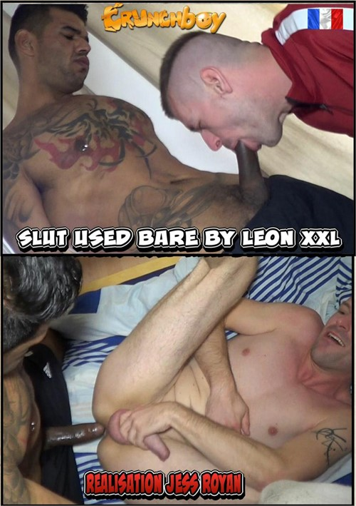 Slut Used Bare by Leon XXL Boxcover