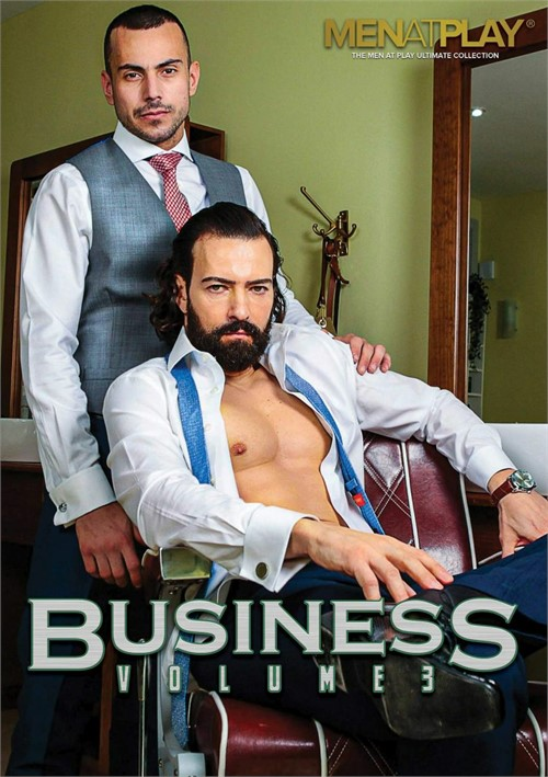Business Volume 3 Boxcover