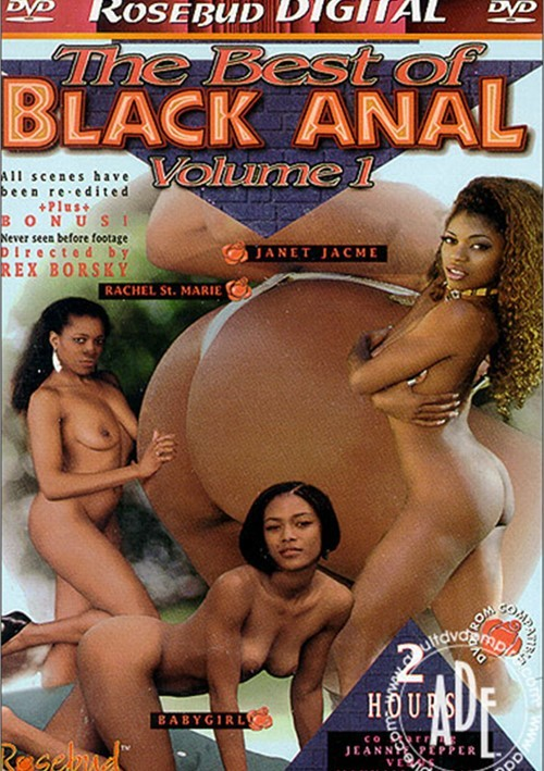 Black Anal Addiction 1 - Best of Black Anal Vol. 1, The Videos On Demand | Adult DVD ...