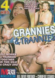 Grannies & Trannies Porn Video