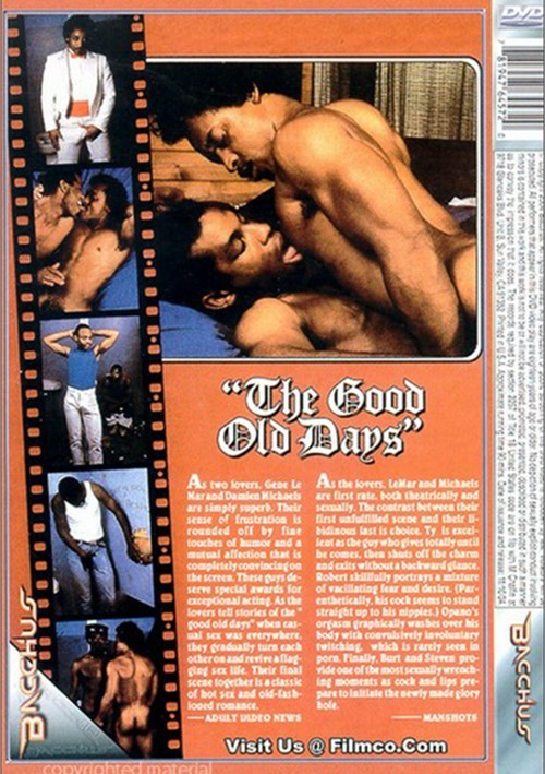 Good old days porn