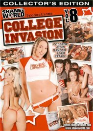 College Invasion Vol. 8 Porn Movie