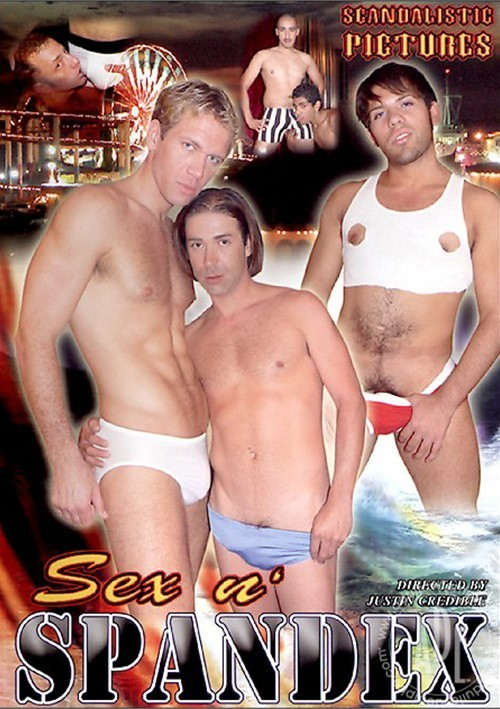 Sex n' Spandex Boxcover