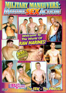 Military Maneuvers: Marine Sex Action Gay Porn Movie