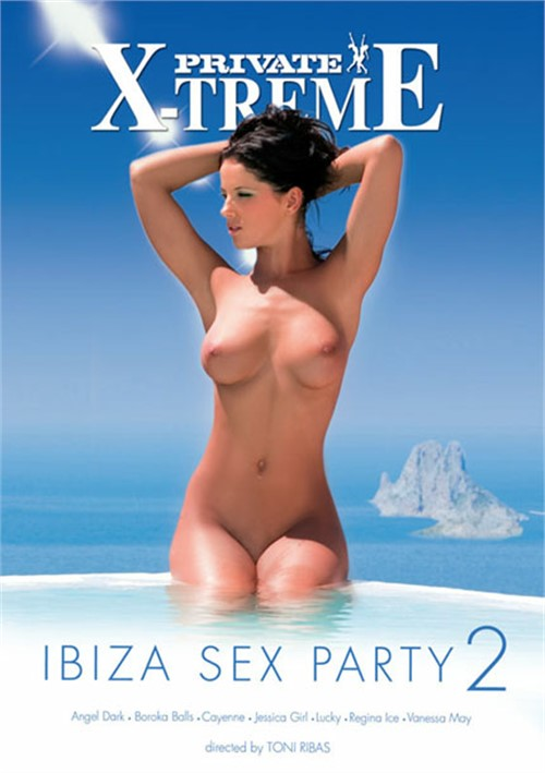 Ibiza sex party private hot lesbian