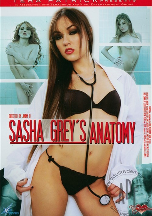 Sasha Greys Anatomy
