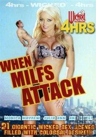 When MILFs Attack Porn Video
