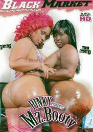 Mz. Booty Porn Movie