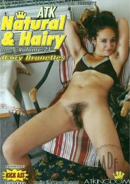 ATK Natural & Hairy 21 Porn Video
