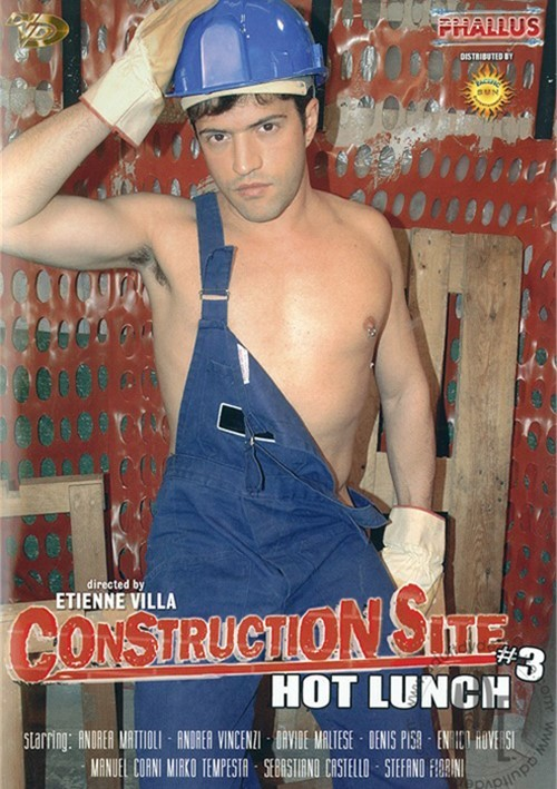 Gay construction porn