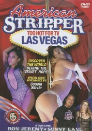 American Stripper: Too Hot For TV - Las Vegas Porn Video