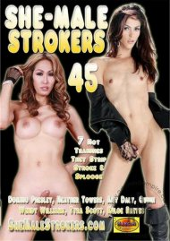 She-Male Strokers 45 Porn Video