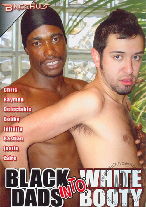 Black Dads Into White Booty Boxcover