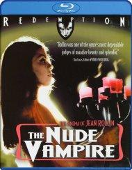 Nude Vampire, The Blu-ray Movie