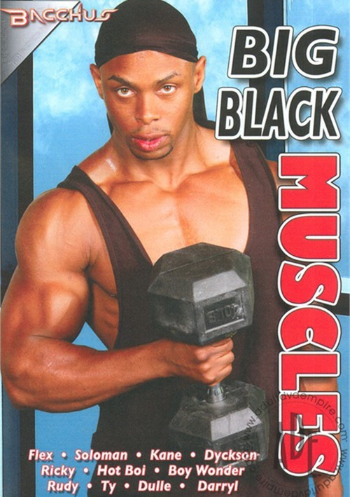 Big Black Muscles Boxcover