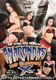 Anacondas & Lil Mamas #10