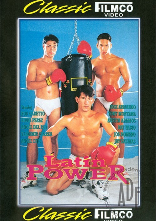 Latin Power Boxcover