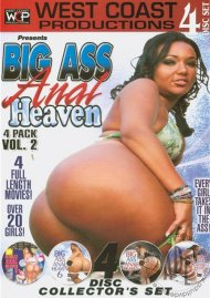 Big Ass Anal Heaven 4 Pack Vol. 2 Porn Movie