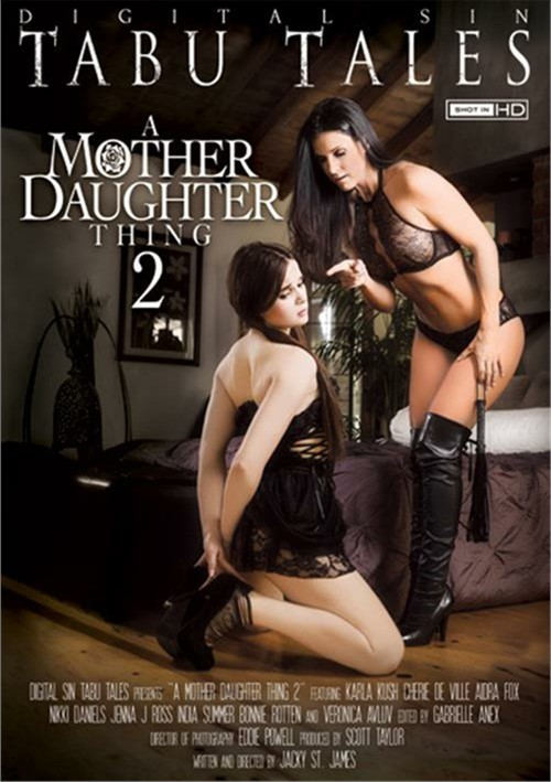 Mother Daughter Thing 2, A Boxcover