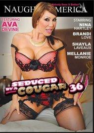 Seduced By A Cougar Vol. 36