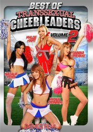 Buy Best Of Transsexual Cheerleaders Vol. 2