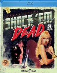Shock Em Dead Blu-ray Movie
