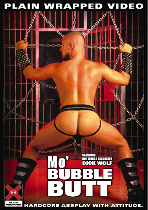 Mo Bubble Butt Cover Front