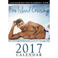 Fire Island Cruising 2017 Calendar Sex Toy