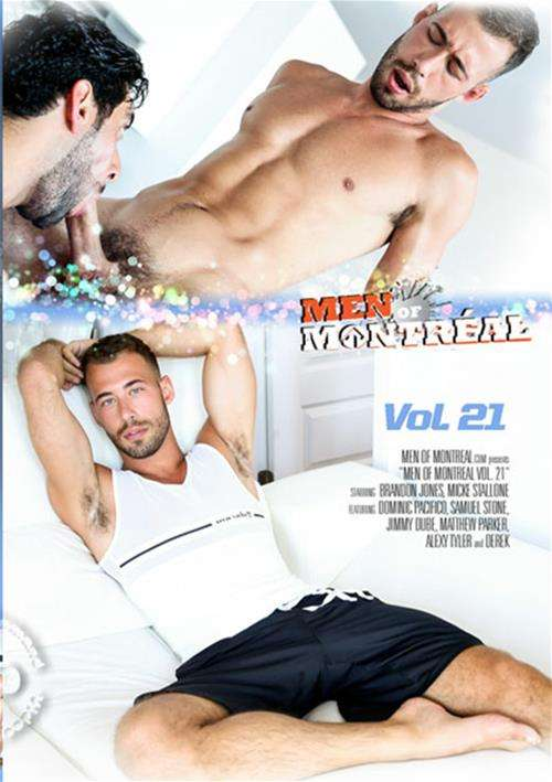 Men of Montreal Vol. 21 Boxcover