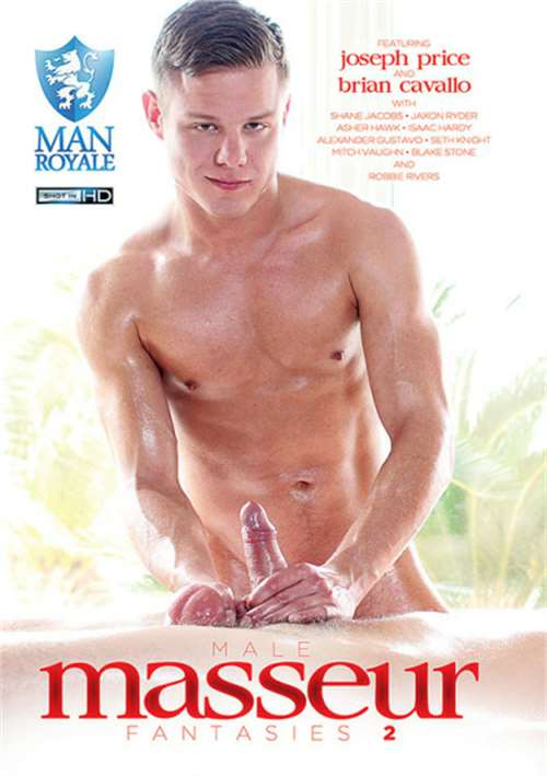 Male Masseur Fantasies 02 Cover Front