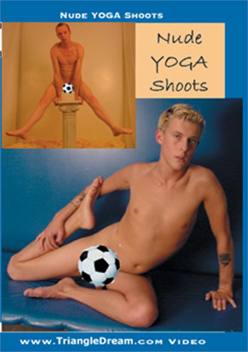 Primal Man: Nude Yoga Shoots Boxcover