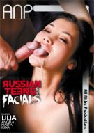 Russian Teens Getting Facials Porn Video