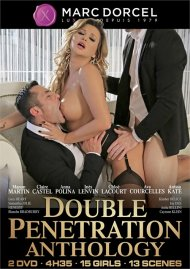 Double Penetration Anthology (French) Porn Video