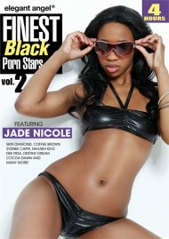 Finest Black Porn Stars Vol. 2