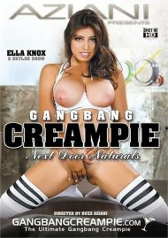 Gangbang Creampie: Next Door Naturals HD porn video from Aziani.