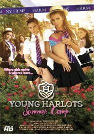 Young Harlots: Summer Camp DVD porn movie from Harmony.