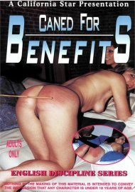 Caned for Benefits Porn Video