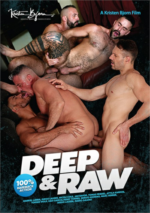 Deep and Raw (Bjorn) Cover Front