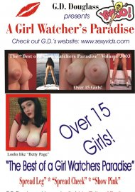 Girl Watcher's Paradise Volume 3003, A Porn Video