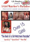 Girl Watcher's Paradise Volume 3003, A Boxcover