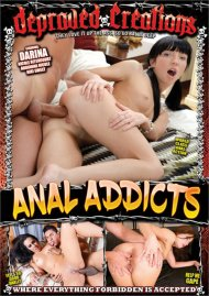 Anal Addicts Porn Video