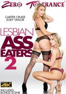 Lesbian Ass Eaters 2 Porn Video