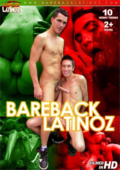 Bareback Latinoz Boxcover